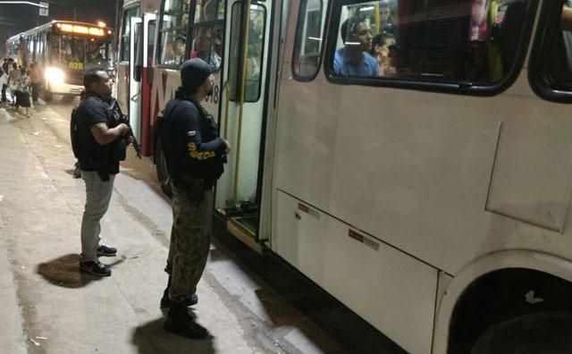 Foragido é recapturado durante operação da SSP-AM
