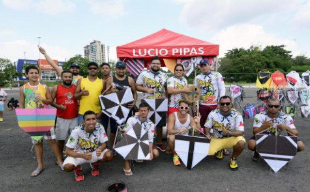 Festival de Pipas agita Vila Olímpica neste fim de semana