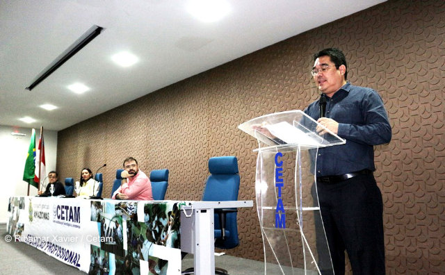 Novo diretor do Cetam afirma que ampliação de serviços são metas