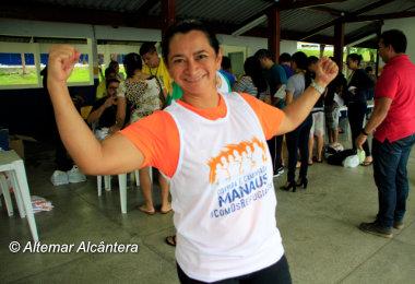 Prefeitura entrega kits para corrida com os refugiados