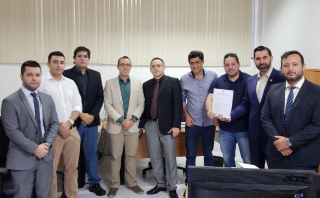 Entidades de Classe da Policia Civil do Amazonas assinam acordo judicial na PGE