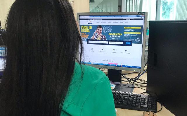 Senac AM lança Escola Interativa com cursos a partir de R$ 70