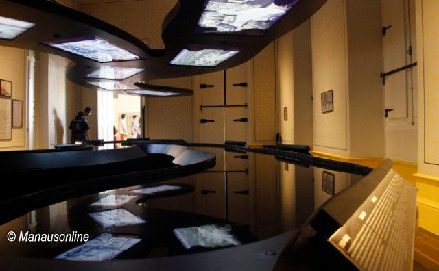 Horário de funcionamento do Museu da Cidade de Manaus