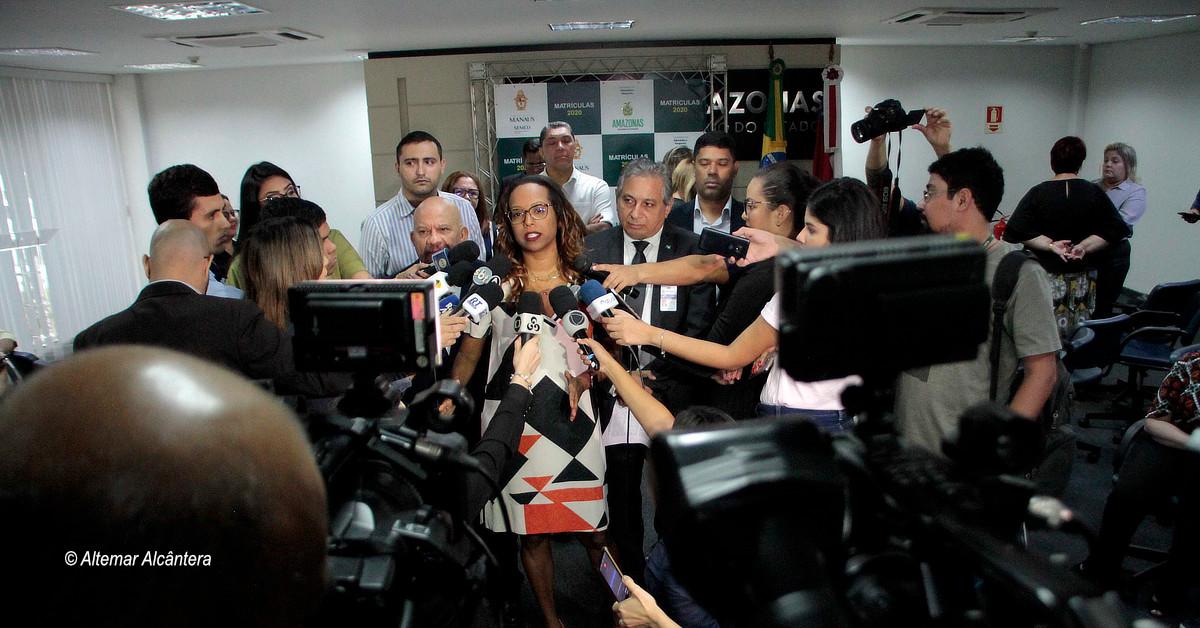 Prefeitura de Manaus e Governo do Amazonas começam matrículas de novos alunos no dia 17/1