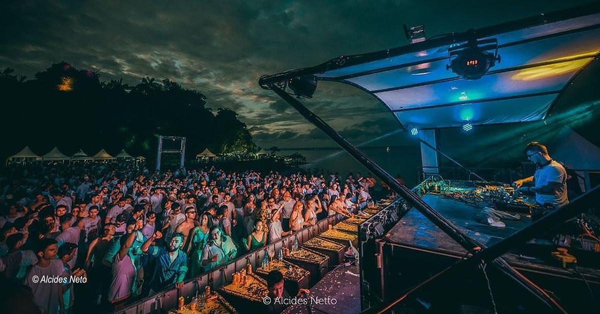Amstel apresenta o primeiro réveillon da Arena da Amazônia