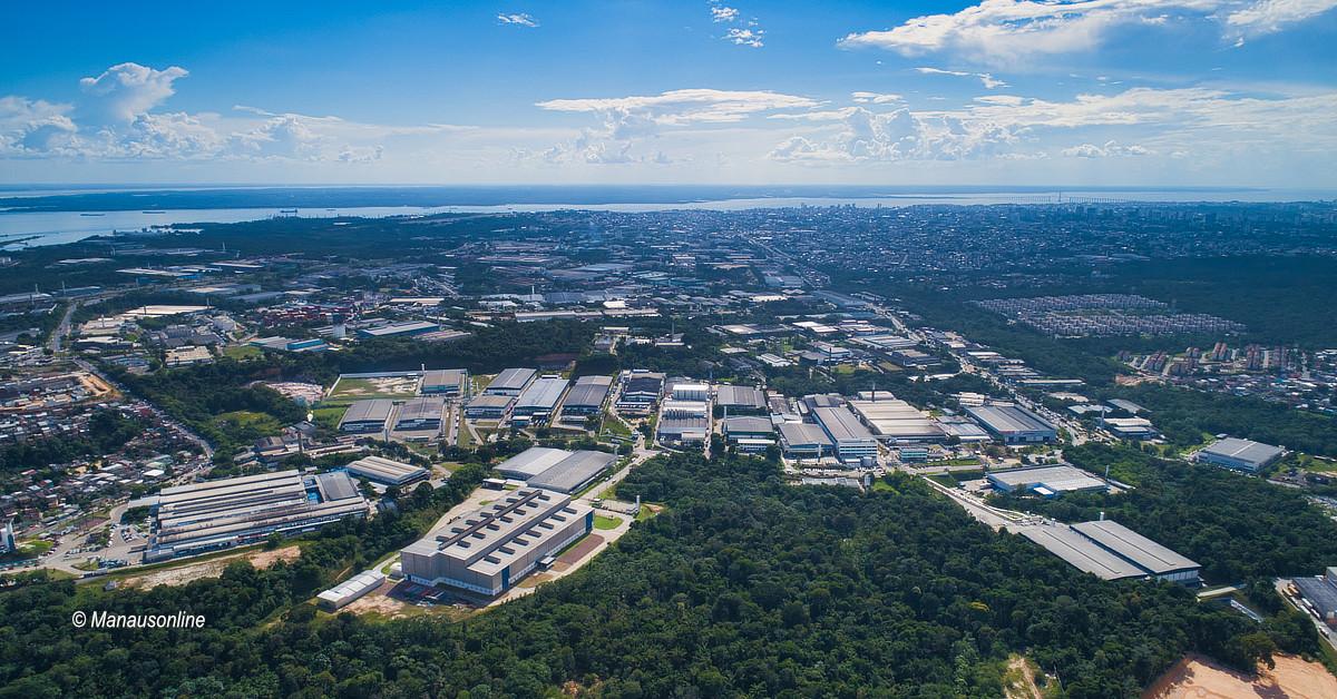 Tecnologias da Indústria 4.0 aumentam produtividade de empresas no Amazonas