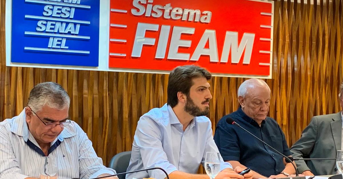 FIEAM discute futuro da energia elétrica na região norte