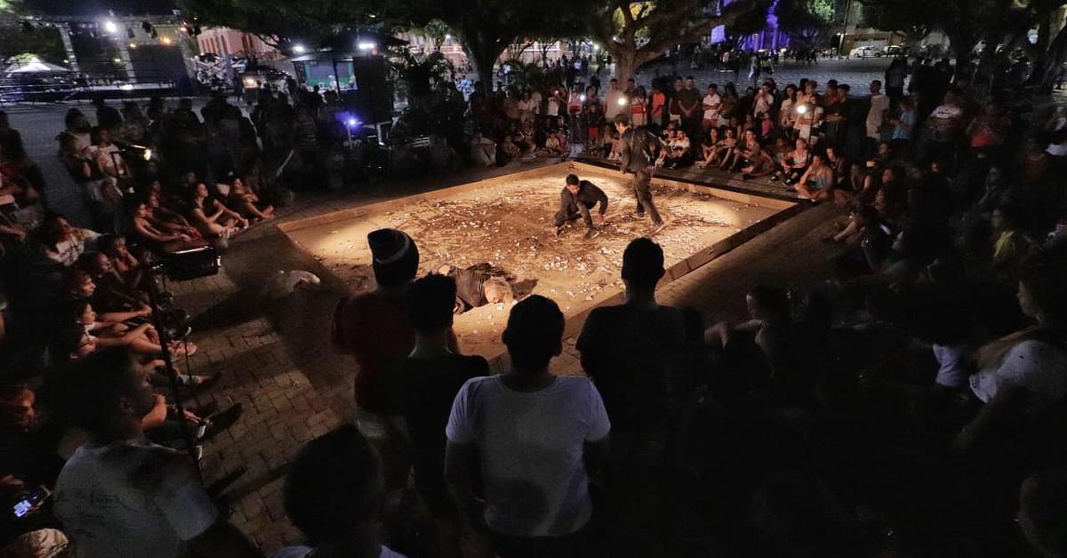 Festival Mova-se de Dança ganha edital do Programa Ibero-Americano