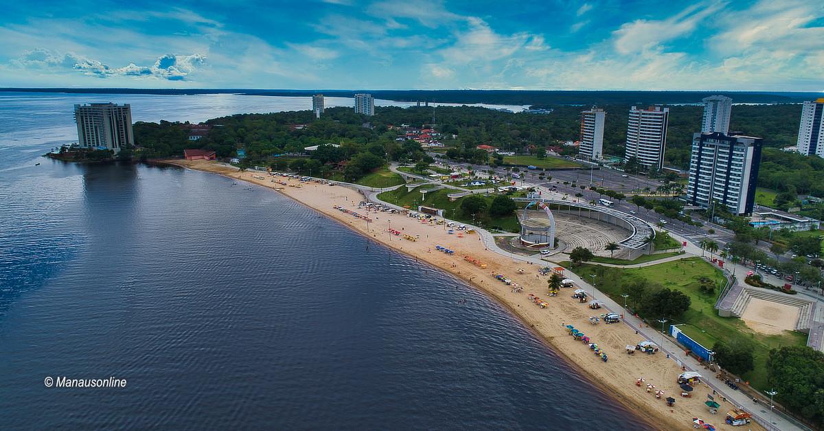 Prefeitura interdita praia da Ponta Negra a partir das 17h do dia 30/12