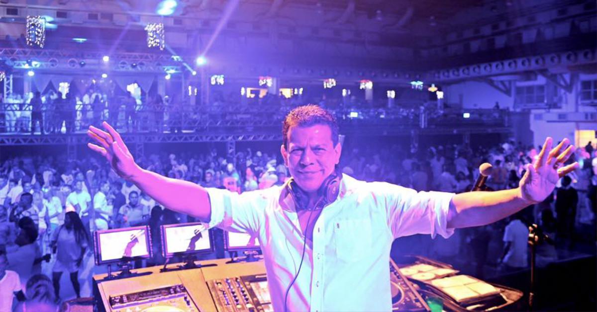 Flash Disco Celebration antecipa clima de réveillon em Manaus