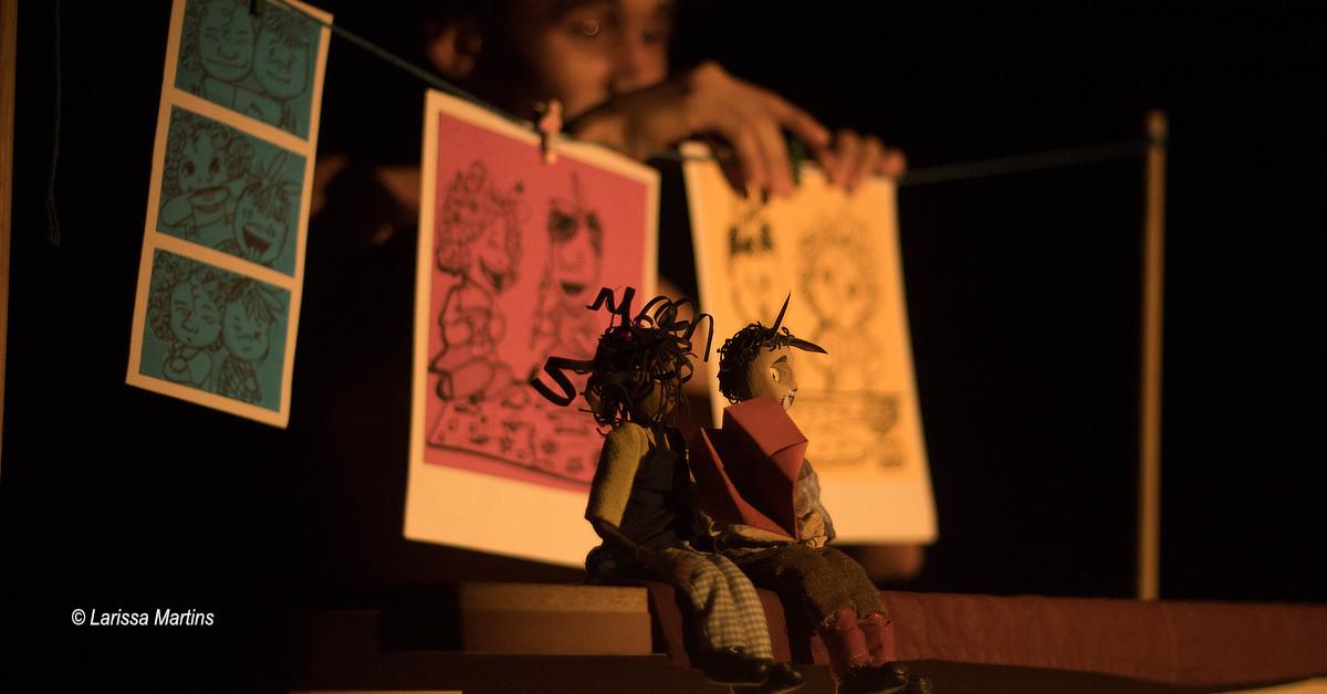 Combo Teatro apresenta espetáculo Provérbios de Burro em cinco zonas de Manaus