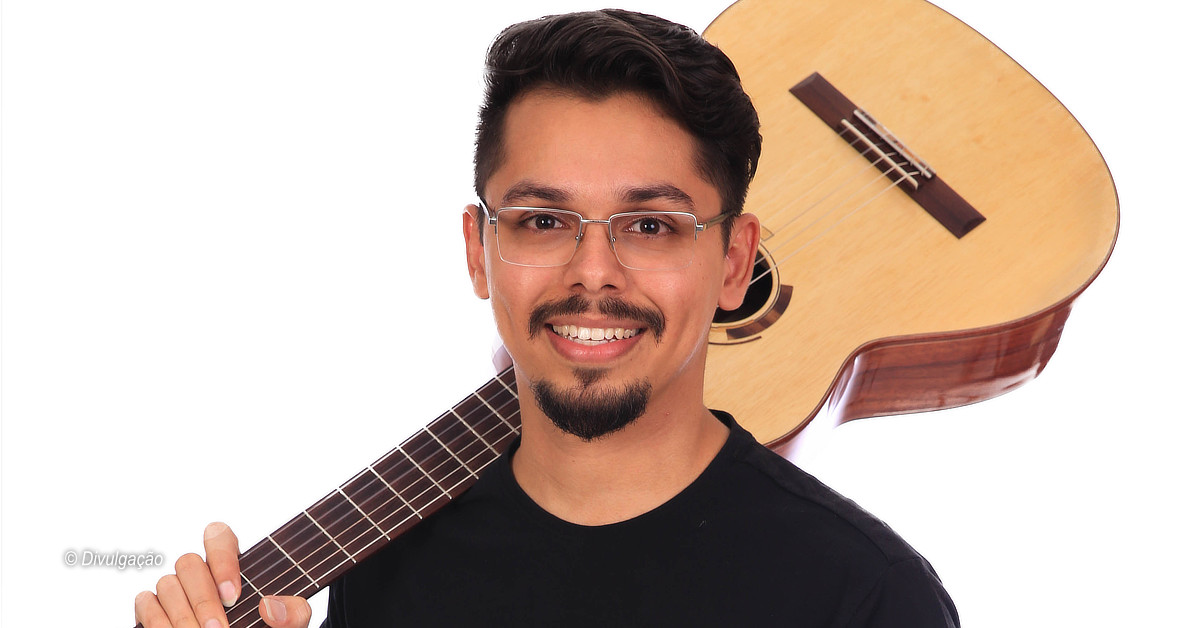 Músico lança CD instrumental inspirado nas paisagens amazônicas, naturais e urbanas