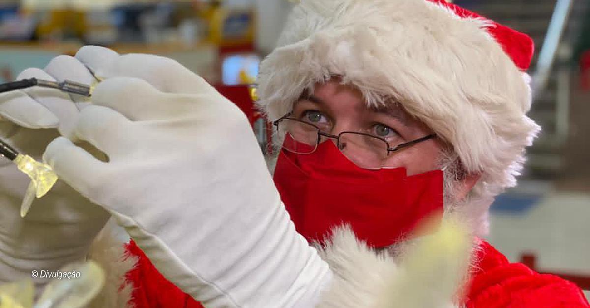 Shopping Manaus ViaNorte recebe o Papai Noel com programação especial