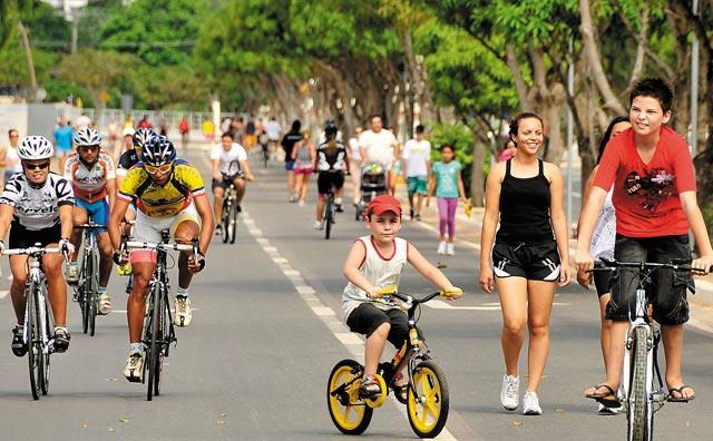 Saúde e qualidade de vida em destaque na Ponta Negra