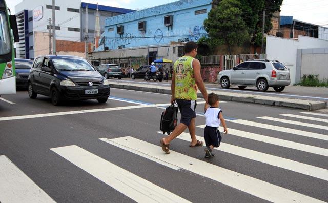 Redução de velocidade na Faixa Azul intensifica prevenção a acidentes