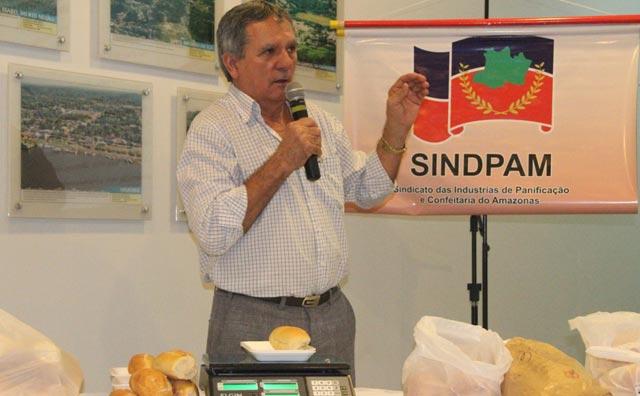 Sindpam anuncia aumento de 12% a 15% no preço do pão