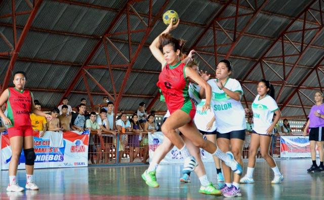 Manaus vai respirar handebol com a Taça Vila Olímpica