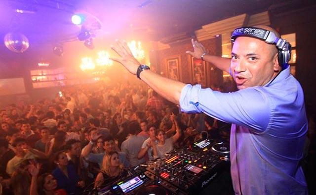 DJ Ferris comanda as picapes da Pink Elephant neste sábado, 21