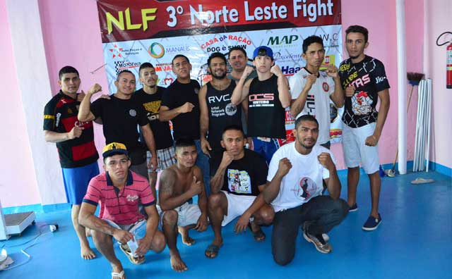 Norte Leste Fight 3: Chance de Ouro para estreantes