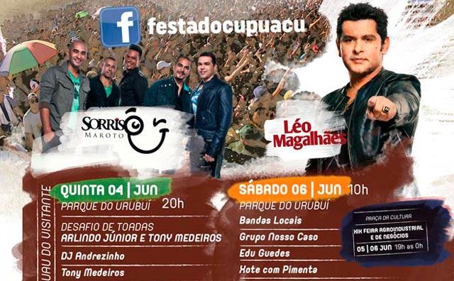 Presidente Figueiredo: Festa do Cupuaçu 2015