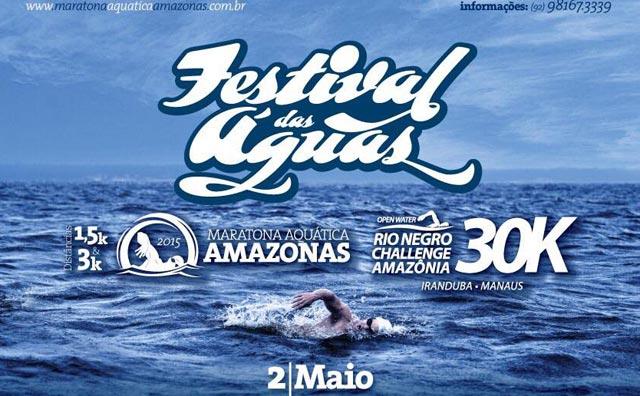Festival das Águas Movimenta Esportes Aquáticos, dia 2