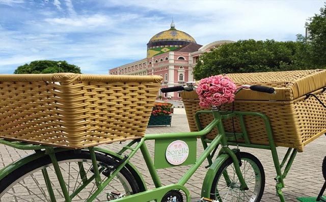 Manaus Plaza Shopping realiza primeiro encontro de Food Bikes