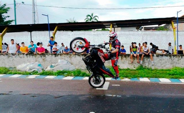 Pilotos voltam a competir domingo na Vila Olímpica de Manaus