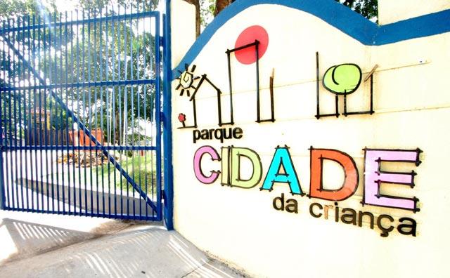 Parque Cidade da Criança apresenta três histórias infantis