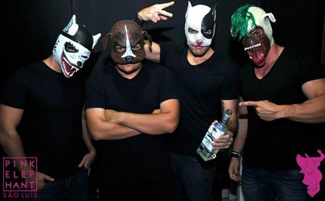 DJs do Mad Dogz trazem noite de tequila e cachorrada para a Pink