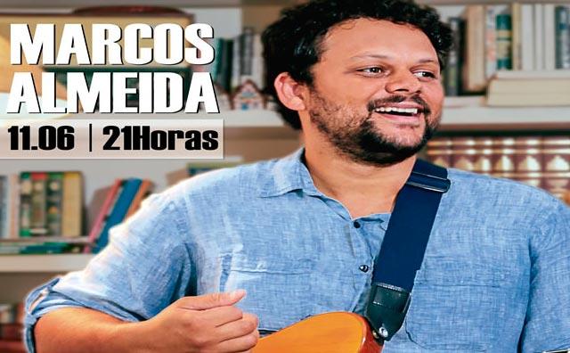 """Artista mineiro Marcos Almeida traz turnê """"Eu Sarau"""" para Manaus"""