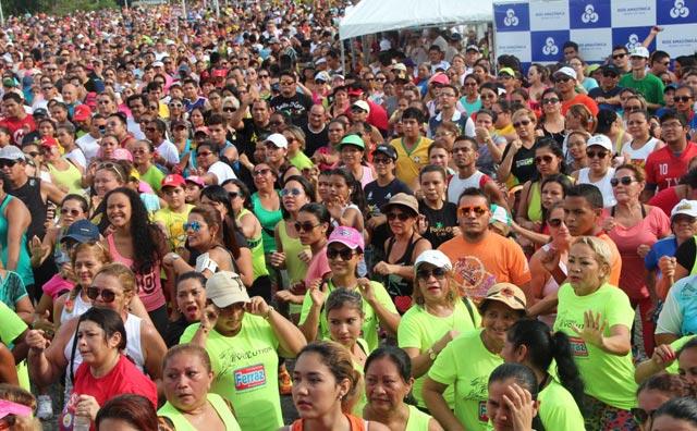 Medida Certa leva 40 mil pessoas para Ponta Negra