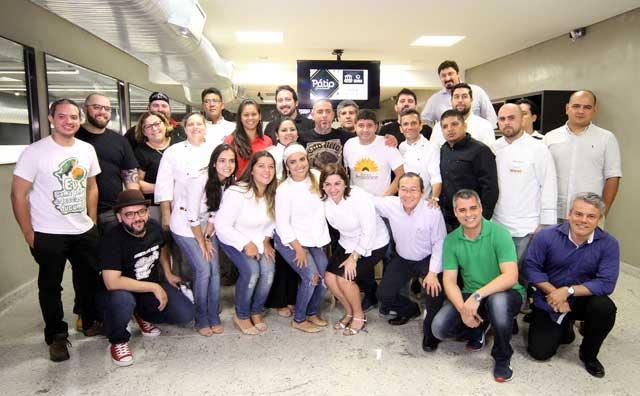 O Mercado: Chefs são recebidos por Henrique Fogaça