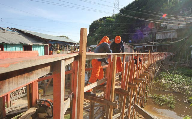 Operação SOS Enchente vai preparar a cidade para a cheia