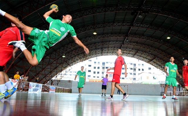 Novo Airão recebe Torneio inédito de Handebol
