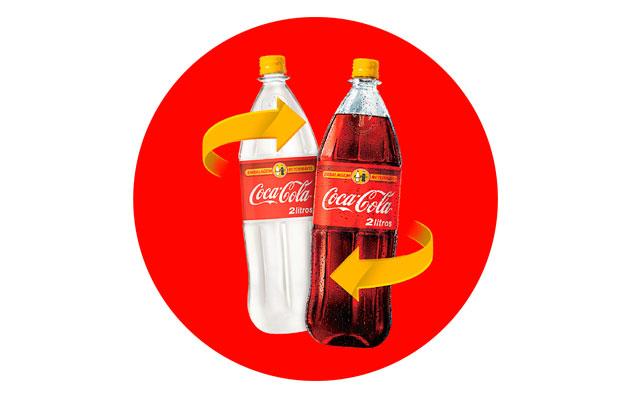 Grupo Simões lança embalagem de PET Retornável de Coca-Cola
