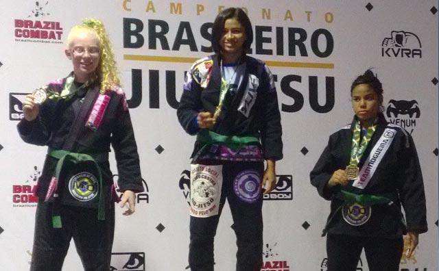Samir Galvão conquista CBJJ pela primeira vez