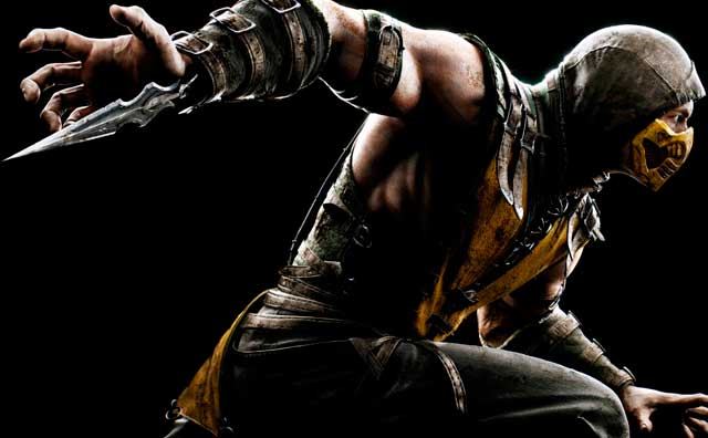 1º torneio Mortal Kombat X no Amazonas Shopping