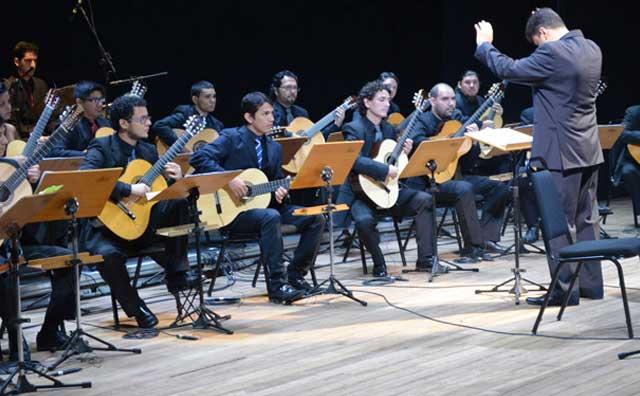Espetáculo de Ukulelê com músicos convidados de Manacapuru