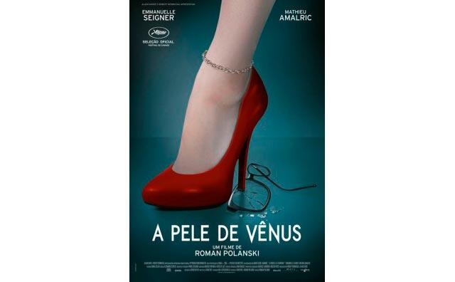 Cinema de Arte promove a estreia de A Pele de Vênus