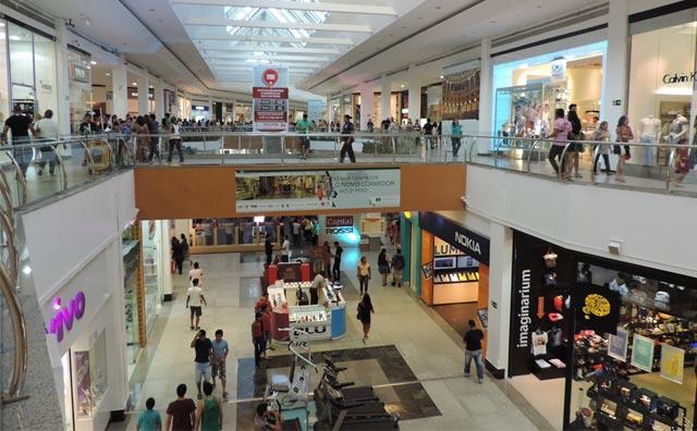 Campanha de Natal do Amazonas Shopping