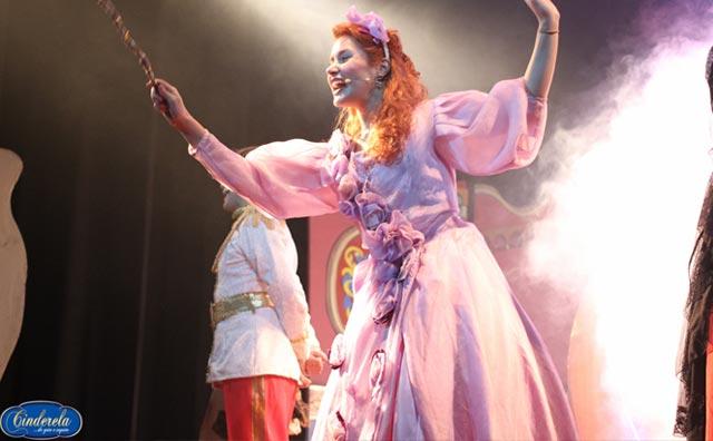 Teatro Manauara será palco do clássico infantil Cinderela