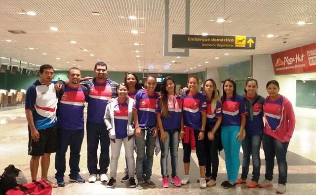 1º Campeonato Brasileiro Feminino de Futsal, AM 4 x 2 PB