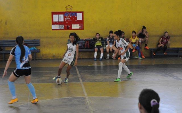 Futsal Feminino Sub-17 começa nesta segunda-feira (16)