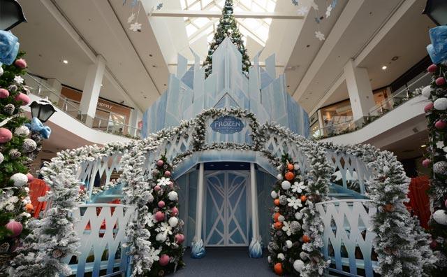 O Natal no Amazonas Shopping será Frozen, uma aventura congelante!