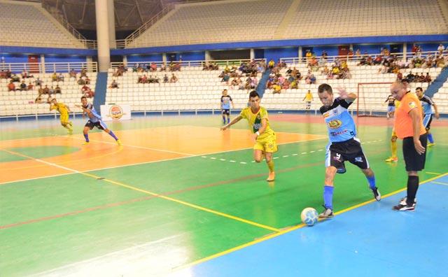 Amazonense de Futsal Adulto Masculino 2015