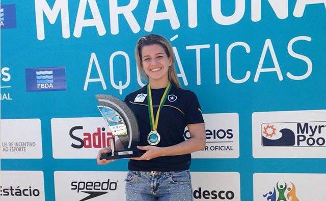 Giovanna Golfetto e Vitor Gadelha consagrados na Copa