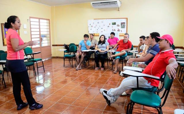 Manauscult oferece cursos de qualificação técnica