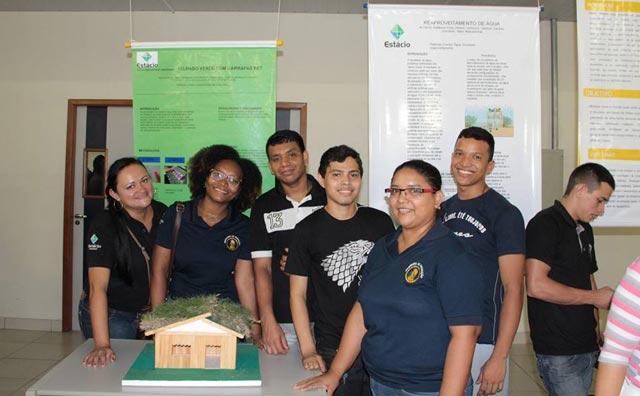 Estudantes de engenharia propõem soluções para Manaus