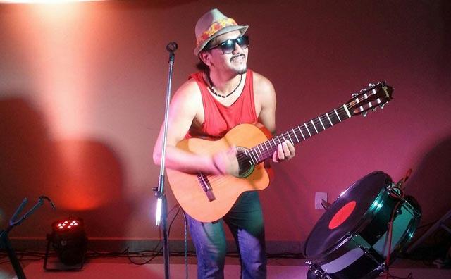 Os Psikeiros reúnem ritmos dançantes da Música Popular Brasileira