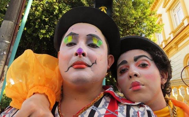 Balada de um palhaço estreia no Teatro Manauara